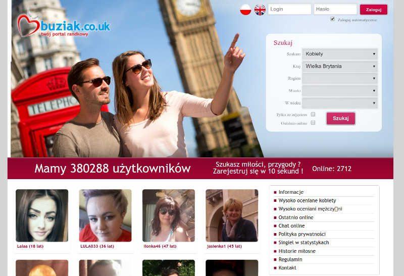 Ogłoszenia matrymonialne , randki w UK