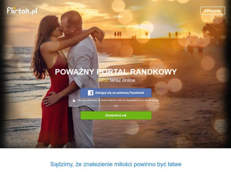 Portal randkowy Flirtak.pl
