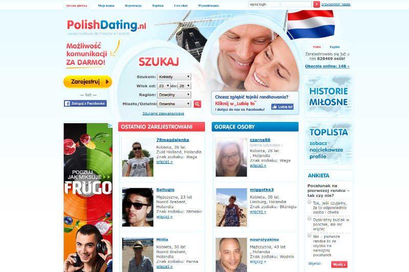 Polacy w Rotterdamie, oferty matrymonialne