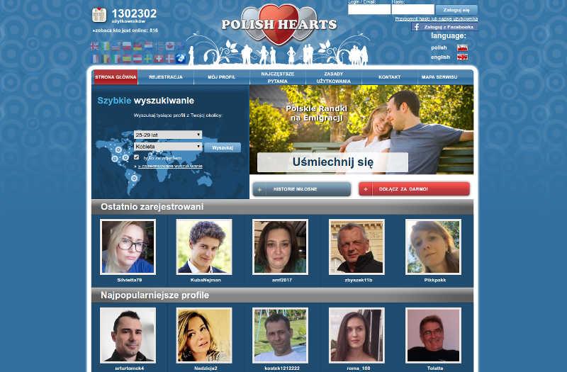 Strona główna randek polishhearts.com