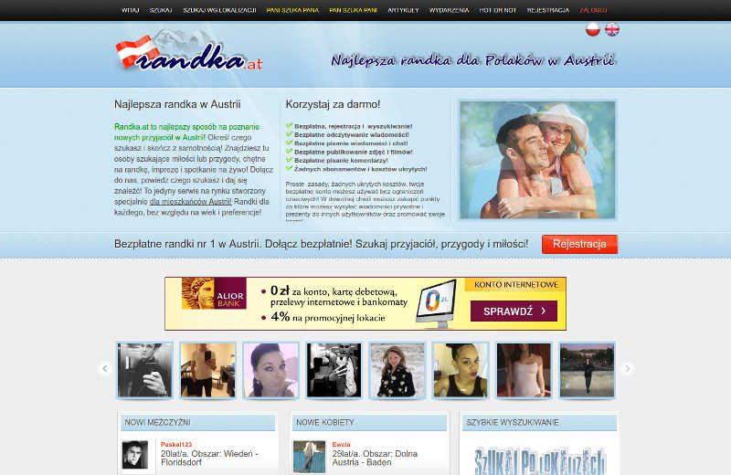 Strona główna randek w Austrii