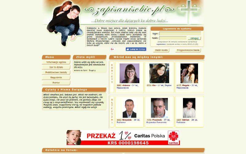 Katolickie randki
