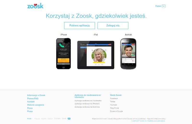 Zoosik to dosyć popularna strona na całym świecie