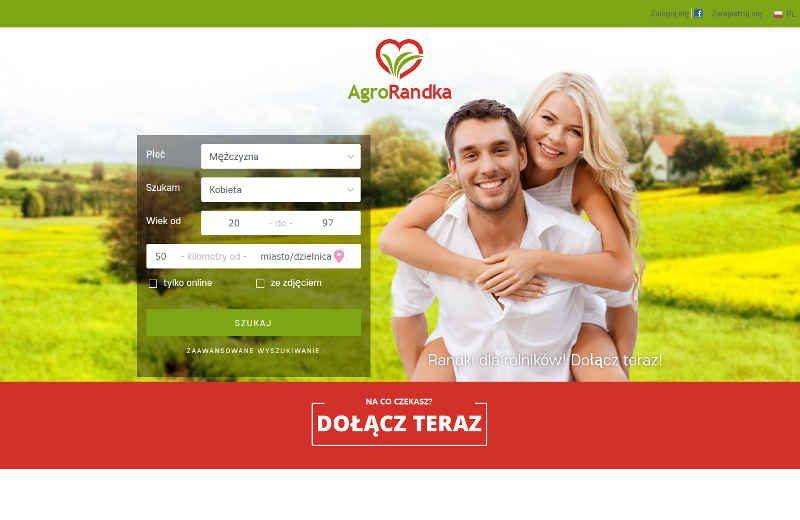Randki dla rolników na stronie Agrorandka pl