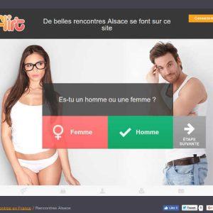 Regionalna strona randkowa we Francji