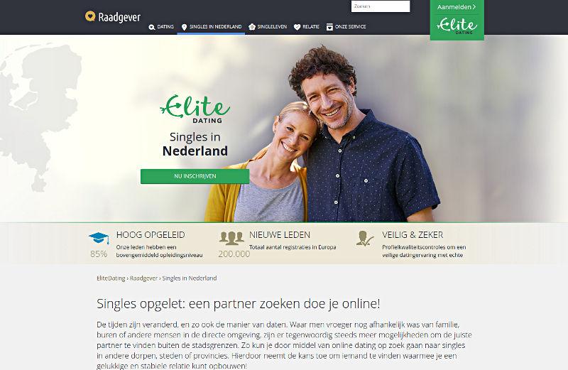 Elitedating nl - randki w Holandii - Portale randkowe