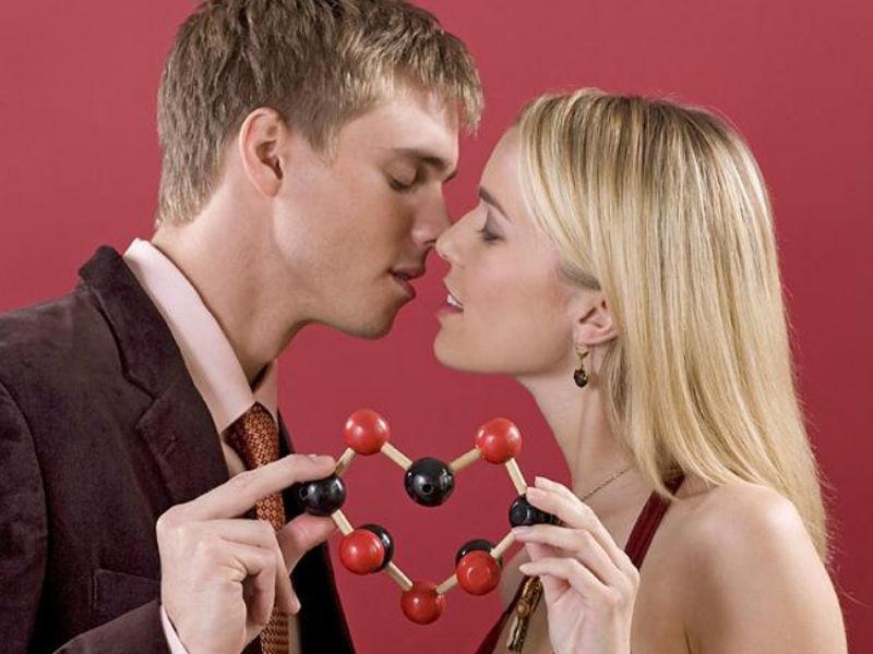 Chemia między kochankami